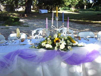 Decoration De Mariage, mariage